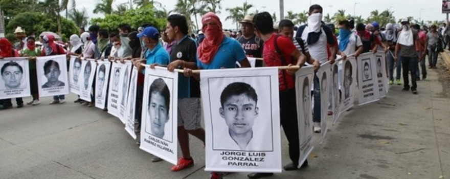 Developing: The Massacre of 43 Youths in Central Mexico