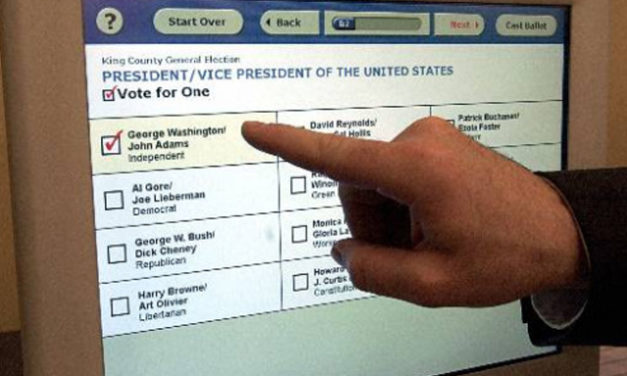 Hacking Democracy: For My Vote, One of Our Most Frightening Stories