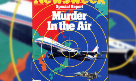 Korean Air Flight 007: Was it Spying? An Act of War?