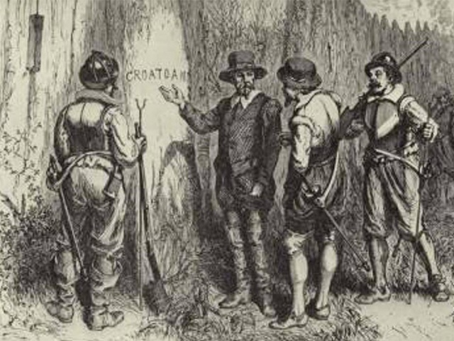 Roanoke, The Lost Colony: How Do You Lose 117 People?
