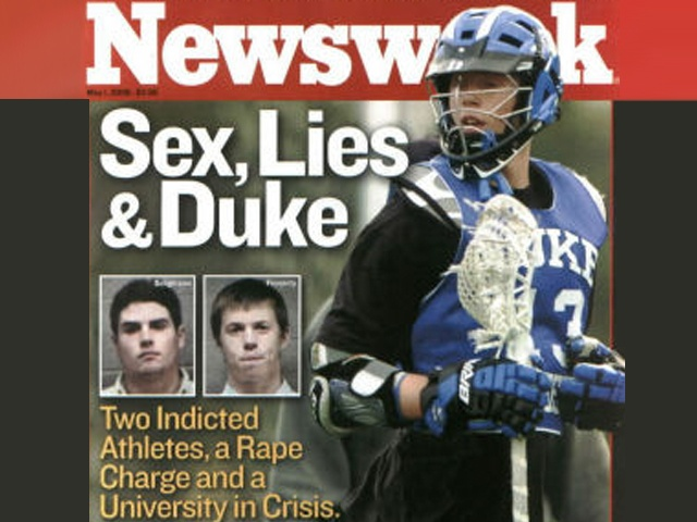 The Duke Lacrosse Accusations: Goodbye to the Presumption of Innocence