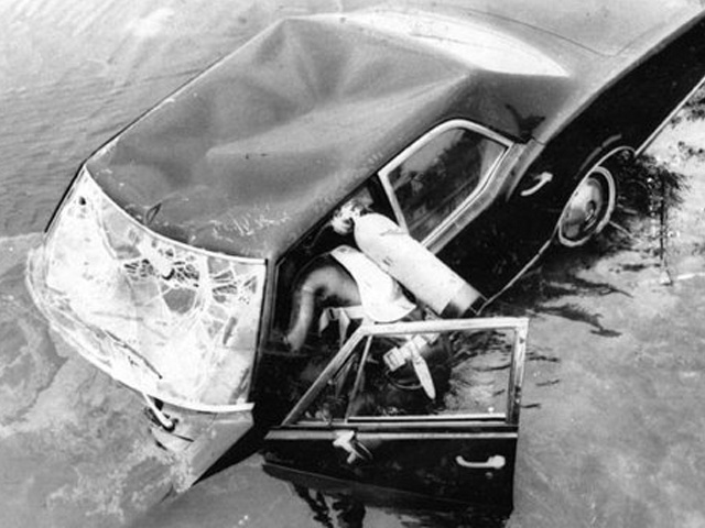 The Ghosts of Chappaquiddick: Can We Ever Escape Ourselves?