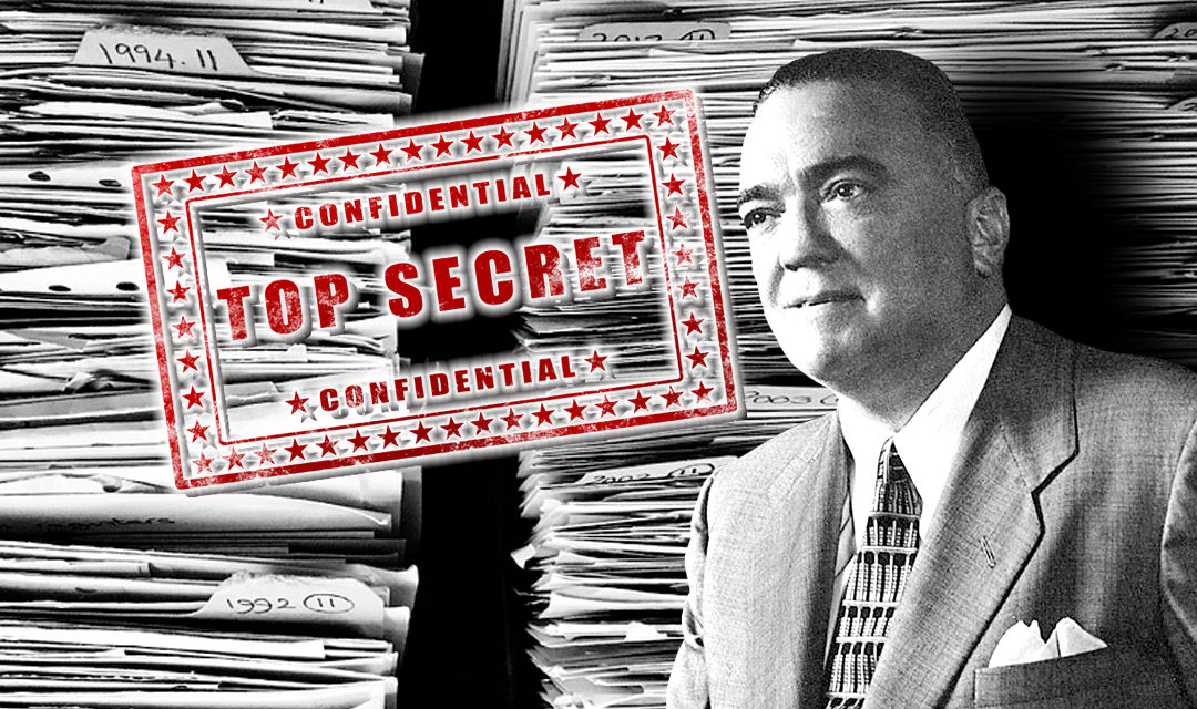 J. Edgar Hoover's Secret Files: You Won't Believe What Your Taxes Paid For