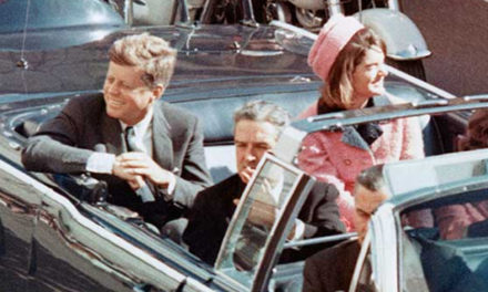 Seven Seconds in Dallas, But a Lifetime of Mystery: JFK