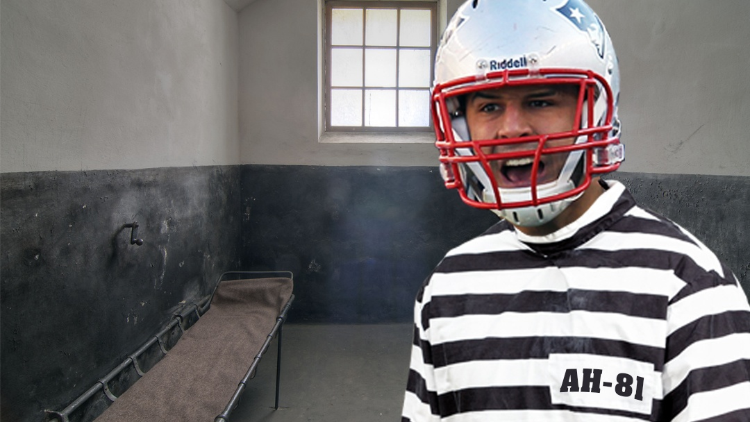 We Shake Our Heads in Disbelief… at Aaron Hernandez
