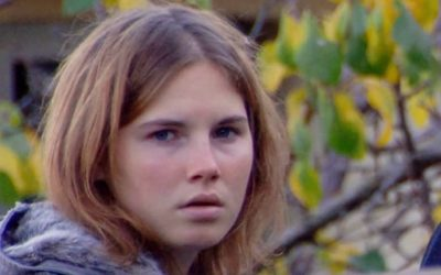 Do You Remember Ten Years Ago, in Italy? Amanda Knox certainly does…