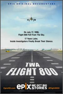 In the film, a group of purported whistleblowers, including a number of aviation experts, claim that the official explanation for the crash of TWA Flight 800 was wrong.