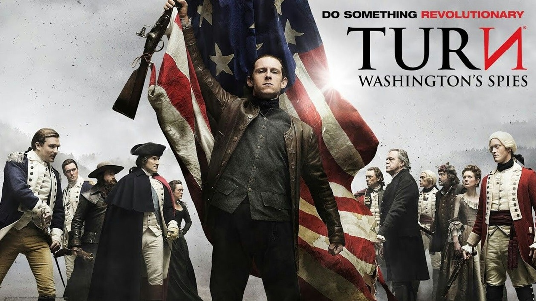 """Washington's Spies""- A Treat From Netflix"
