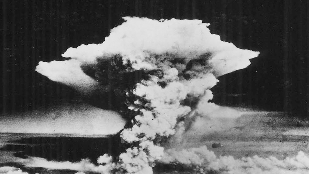 Atomic Bomb Dropped on Hiroshima