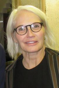 Ellen Barkin in 2018