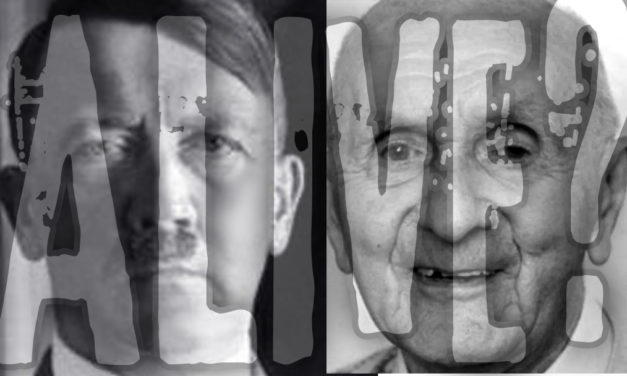 Adolf Hitler – Suicide or Survivor?