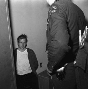 Lee Harvey Oswald was in Dallas police custody