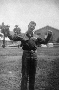 Lee Harvey Oswald-Marine