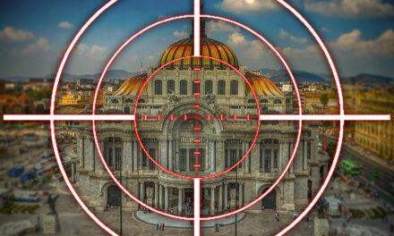 Trotsky Assassinated, Mexico City