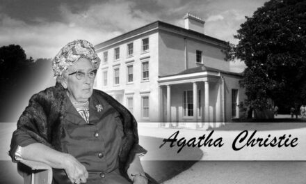 Agatha Christie, Queen of The Golden Age Of Mystery, Sets The Stage