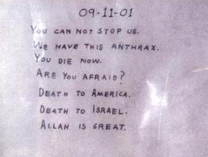 Anthrax Letter